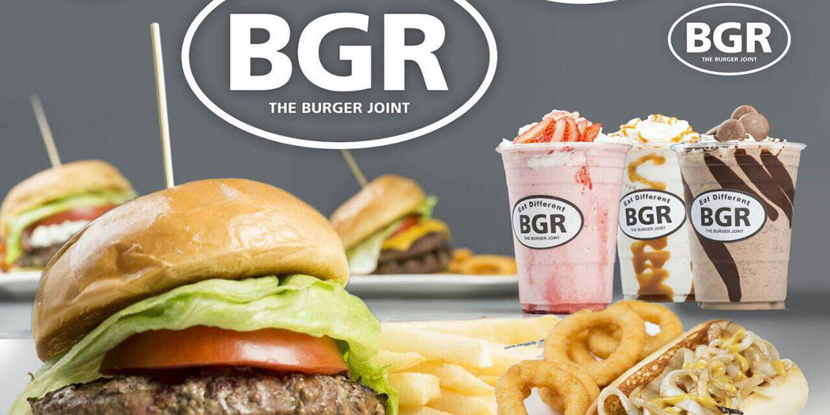 BGR The Burger Joint | Kuwait City | The Avenues Mall